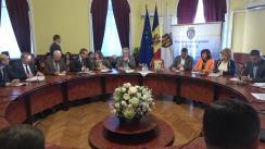 Ședința săptămânală a serviciilor primăriei Chișinău din 15 octombrie 2018
