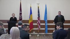 Inaugurarea sediului renovat al Institutului Național al Justiției
