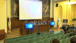 """Lansarea cărții academicianului Daniel Daianu """"Băncile centrale, criză și postcriză. România și Uniunea Europenă încotro?"""""""