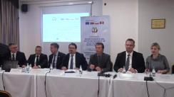 """Conferința de lansare a proiectului Twinning UE """"Reforma instruirii inițiale și continue a sistemului de poliție din Republica Moldova"""""""