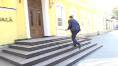 Maxim Lebedinschi, Consilier în domeniul juridic și relațiilor instituționale, reprezentant al Președintelui Republicii Moldova în relațiile cu Parlamentul și Guvernul, înregistrează o sesizare împotriva legii care permite comercializarea petrolului în stațiile PECO din zonele Duty Free