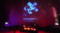Exxperiment Cinema / The Ultimate Social Party in Bucharest