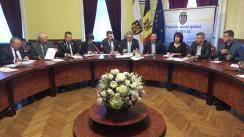 Ședința săptămânală a serviciilor primăriei Chișinău din 22 octombrie 2018