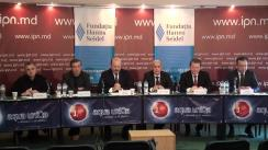 """Dezbateri publice cu tema """"Integrarea europeană în Constituție și în viață"""""""