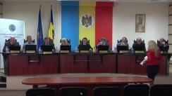 Ședința Comisiei Electorale Centrale din 23 octombrie 2018