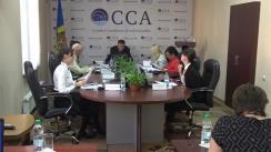 Ședința Consiliului Coordonator al Audiovizualului din 22 octombrie 2018