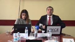 """Conferință de presă dedicată lansării unui nou număr al publicației """"Tendințe în Economia Moldovei"""""""