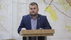 Ședința Consiliului Municipal Chișinău din 23 octombrie 2018