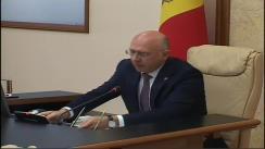 Ședința Guvernului Republicii Moldova din 24 octombrie 2018