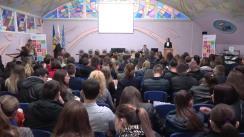 """Prelegerea publică """"Situația dezvoltării umane în lume și în Moldova"""", susținută de fostul oficial de rang înalt al ONU, Antonio Vigilante"""