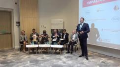 """Conferința de lansare a rezultatelor primului studiu despre hemofilie din țara noastră """"Impactul Hemofiliei în România"""""""