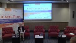 """Conferință de prezentare a modelului """"Educație Plus"""""""