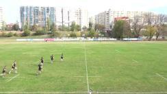 Meciul de Rugby între CSM București - SCM Gloria Buzău. SuperLiga CEC BANK 2018-2019