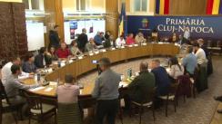 Ședința Consiliului Local Cluj-Napoca din 26 octombrie 2018