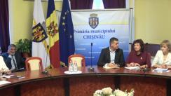 Ședința săptămânală a serviciilor primăriei Chișinău din 29 octombrie 2018