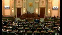 Ședința în plen a Senatului României din 29 octombrie 2018