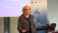 """Conferință de presă cu ocazia desfășurării evenimentului """"Informarea și îmbunătățirea comunicării privind politica de coeziune a Uniunii Europene în România"""""""