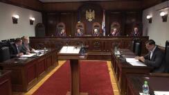 Curtea Constituțională examineză constituționalitatea noilor prevederi privind arestul preventiv