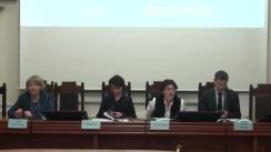 Lansarea portalului public în domeniul sănătății www.prosanatate.md
