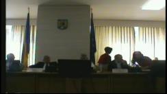 Ședința comisiei pentru administrație publică și amenajarea teritoriului a Camerei Deputaților României din 30 octombrie 2018