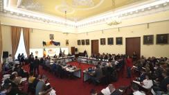 Ședința Consiliului Local Iași din 31 octombrie 2018