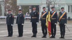 """Ceremonia dedicată aniversării a XXVI-a de la crearea Batalionului cu Destinație Specială """"Fulger"""" al Armatei Naționale"""