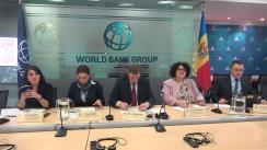 """Prezentarea studiului de către Oficiul Băncii Mondiale în Republica Moldova cu tema """"Importanța impozitării produselor din tutun"""""""