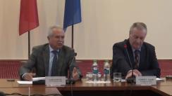 Ședința comisiei naționale pentru consultări și negocieri colective din 1 noiembrie 2018