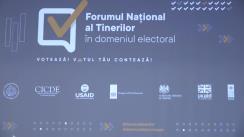 Forumul Național al Tinerilor în Domeniul Electoral