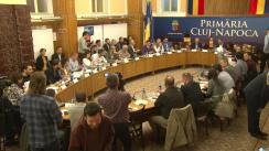Ședința ordinară a Consiliului Local Cluj-Napoca din 1 noiembrie 2018