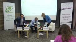 """Masa rotundă organizată de Asociația Promo-LEX privind prezentarea Raportului """"Educație pentru Drepturile Omului în învățământul preuniversitar din Republica Moldova"""""""
