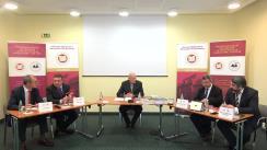 """Masa rotundă pe tema """"Contribuția avocaților la Marea Unire"""", organizată de Uniunea Națională a Barourilor din România"""