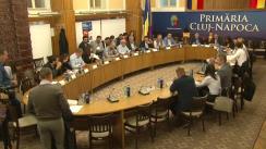 Ședința ordinară a Consiliului local Cluj-Napoca din 5 noiembrie 2018