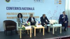 """Conferința națională """"Politici și servicii de tineret pentru fiecare tânăr din Moldova"""""""
