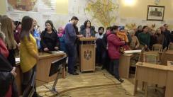 Ședința Consiliului Municipal Chișinău din 15 noiembrie 2018