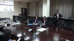 """Ședința Clubului de presă al Guvernului cu tema """"Reforma salarizării: Ce? Unde? Cand? De ce? Cum?"""""""