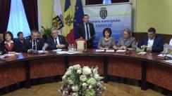 Ședința săptămânală a serviciilor primăriei Chișinău din 12 noiembrie 2018