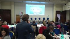 """Conferința Internațională """"Reading to Learn. Să procedăm altfel, pentru învățare!"""" organizată de Asociația Română de Literație. Sesiunea 1 - Reading literacy in the 21st century: From knowledge to action"""