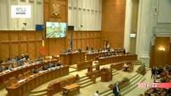 Ședința în plen a Camerei Deputaților României din 12 noiembrie 2018