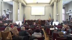 """Conferința națională """"Schimbări Climatice Globale – 100 de Recorduri Climatice în România"""""""