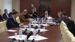 Ședința Comisiei economie, buget și finanțe din 14 noiembrie 2018