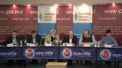 """Dezbateri publice cu tema """"Impactul Rezoluției Parlamentului European din 14.11.2018 asupra clasei politice și societății moldovenești"""""""