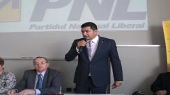 Semnarea acordului de colaborare între PNL Filiala Sector 2 și Sindicatul Cadrelor Militare Disponibilizate