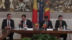 """Masa rotundă """"Oportunități de cooperare economică și investițională în Republica Moldova și România"""""""