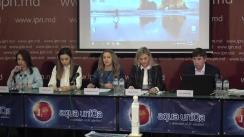 Conferința de presă organizată de Agenția de inspectare și restaurare a monumentelor privind demararea unor proiecte-pilot