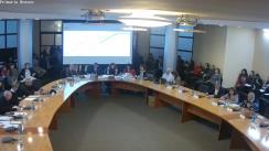 Ședința ordinară a Consiliului Local Brașov din 15 noiembrie 2018