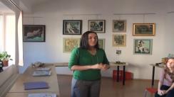 """Fundația Calea Victoriei - Atelierul """"101 autori români de citit într-o viață"""""""