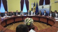 Ședința săptămânală a serviciilor primăriei Chișinău din 19 noiembrie 2018