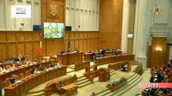 Ședința în plen a Camerei Deputaților României din 19 noiembrie 2018