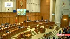 Ședința în plen a Camerei Deputaților României din 20 noiembrie 2018